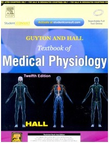 Guyton ; Text Book Of Physiology, 12th Edition