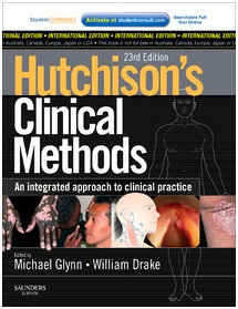 Hutchison's ; Clinical Methods, 23rd  Edition