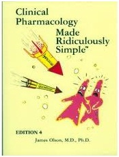 Clinical Pharmacology Made Ridiculously Simple 4th Edition