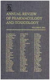 Annual Review of Pharmacology and Toxicology Volume 45