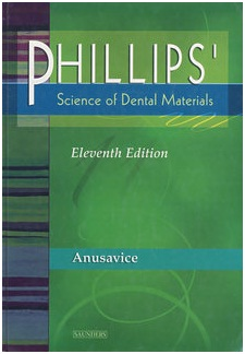 Phillips Science of Dental Materials  By Anusavice