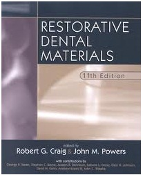 Restorative Dental Materials, 11e