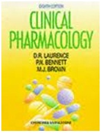 Lauerence D.R. Clinical Pharmacology 8 ...