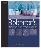 Robertons Textbook of Neonatology  By Janet M Rennie