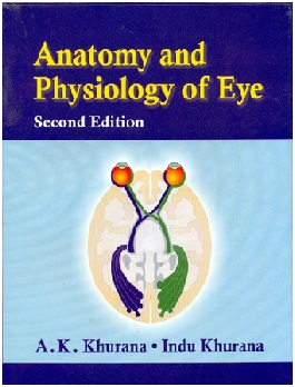 Anatomy and Physiology of the Eye  A.K.Khurana