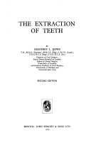 Extraction Of Teeth; Howe, Gl