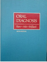 Kerr - Oral Diagnosis