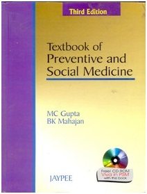 Mahajan B.K. and M.C. Gupta, Text book of P& S.M.