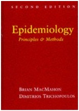 Mac. Mahon & Pugh, Epidemiology Principles and Methods