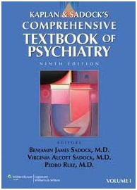 Kaplan and Sadock's Comprehensive Textbook of Psychiatry 9 Ed